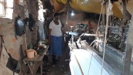 COVID-19 outbreak and lockdown has deepened the crisis of handloom industry of Zaidpur, Uttar Pradesh.