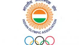 Indian Olympic Association infighting and conflict