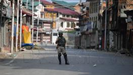 J&K: Amid Lockdown