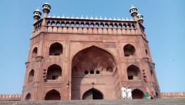 Closure of Jama Masjid