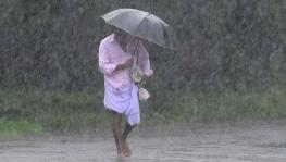 Monsoon hits Kerala