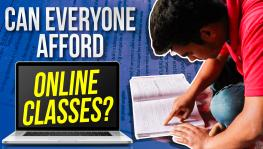 Lockdown andOnline Classes