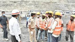 Telangana: 4 Contract Workers Killed in Explosion at Open Cast Coal Mining Site in Singareni Collieries