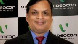 CBI Books Videocon Head Venugopal Dhoot