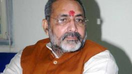 Giriraj Singh Terms Slain Ranvir Sena Chief as 'Martyr'