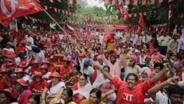 CITU, AIKS, AIAWU Begin Joint Campaign for Country-wide Protests Against Anti-people Policies