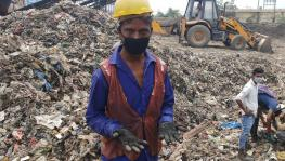 Sanitation Workers Without Protection Amid Pandemic
