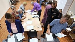 Referendum in Russia regarding Constitution amendment