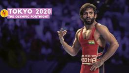 Wrestler Bajrang Punia, India's frontrunner for medal at Tokyo Olympics