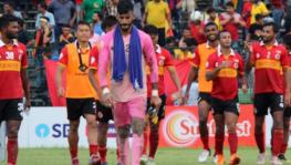 East Bengal FC financial woes after ending deal with Quess Corp.