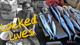 Fishermen suffer due to COVID