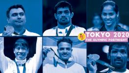 Indian medalists at the 2012 London Olympics
