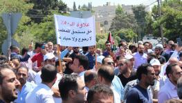 Jordanian Govt Shuts Down Largest Teachers' Union, Detains Its Leaders