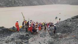 Over 160 Jade Miners Killed in Myanmar's Landslide