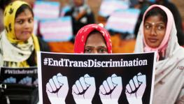 Centre Publishes Draft 'Transgender Persons