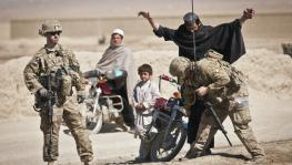 US, Afghan forces conduct checkpoint operations near COP Yosef Khel