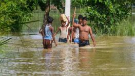 Heavy Rains Worsen Bihar Flood Situation, Record Barrage Water Released Into Koshi, Gandak