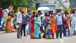 Over 30,000 People Leave Bengaluru Ahead of 7-Day Lockdown From Tonight