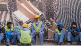 Workers Returning from Crisis-hit Gulf Economies need State Support Back Home