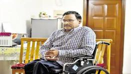 Disabled Rights Body Demands Centre, Maha Govt. Release Former Prof. Saibaba on Bail for Treatment
