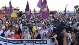 Feminist Groups Protest Rising Femicide and Violence Against Women in Turkey
