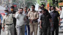 Notorious gangster Vikas Dubey has been liquidated in Kanpur.