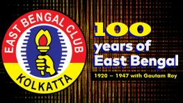 East Bengal FC 100 years