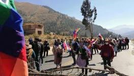 Indefinite Strike Begins in Bolivia Against Postponement of General Elections