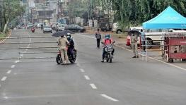 Odisha Bhubaneshwar during Lockdown. Photo Credit: The Hindu (Courtesy)