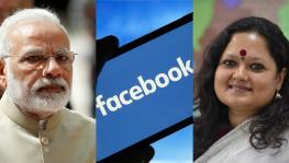 Ankhi Das, Facebook and Narendra Modi