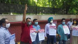 No Salary for Months, DU Teachers