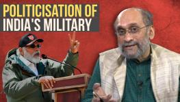 Politicisation of Indian Army