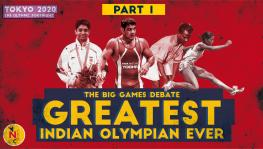 Greatest of all time Indian Olympian