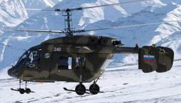 Russian Ka-226T helicopter
