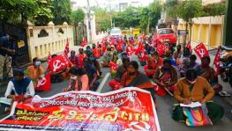 No Wages for 5 Months, Karnataka Mid-day Meal Workers