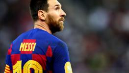 Lionel Messi wishes to exit FC Barcelona