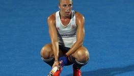 Susannah Townsend, British hockey Olympic gold medalist