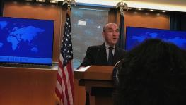 US State Department Special Representative Elliott Abrams