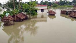 Bihar Flood Victims Continue to Protest Demanding Relief and Aid