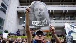 Colombian Court Orders Detention of Ex-president Álvaro Uribe Velez