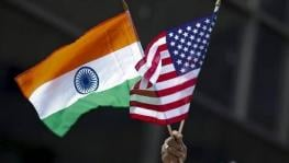 A priority objective on the American side, according to reports, is to increase farm and dairy exports to India.