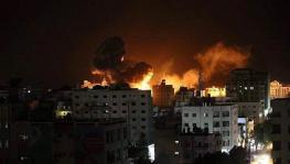 Israel launches fresh attacks on Gaza