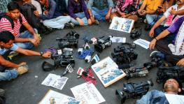 Journalists' Bodies Condemn Attacks