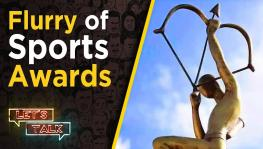 Let's Talk: Award Season for Sportspersons