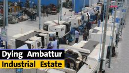 Ambattur industrial area in Chennai