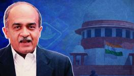 Supreme Court on Prashant Bhushan