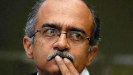 Civil Society Members File Intervention Application in SC in Prashant Bhushan Contempt Case
