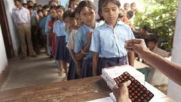 COVID-19: Adolescent School Girls go Without Iron and Folic Acid Supplements for Months