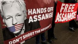 Reporters Without Borders petition against Assange's extradition, raise concern over his health