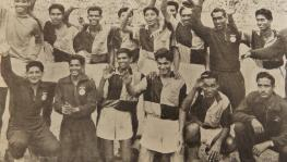 1962 Asian Games gold medal winning Indian football team